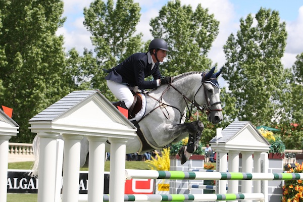 Quentin and HH Dark de la Hart. Photo ©Cansport