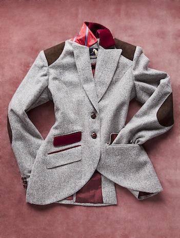 Scarlet Jacket