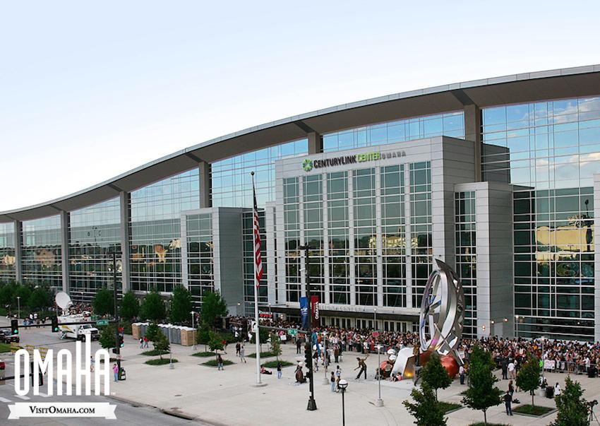 CenturyLink Center Omaha Exterior_Walking Distance