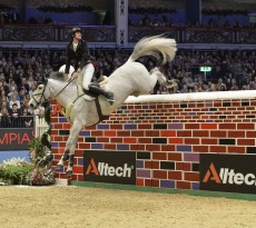 London International Horse Olympia 2014
