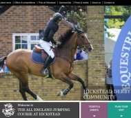 watch hickstead live