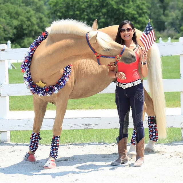 """@ghodho 4th of July special today! Free shipping on all orders including international. Use promo code """"shipping15"""" at checkout. Valid until midnight so don't miss out. @for_always_and_infinity is pictured in the Luna breech, and Leo looks like he's ready to set off some fireworks."""