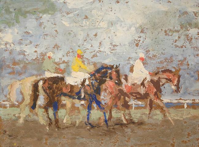 They Ride To Win_Milton Menasco