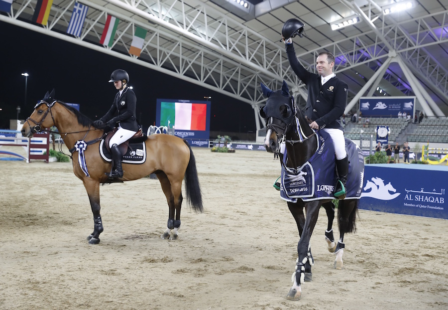 Cian O'Conner and Emily Moffet - photo by Stefano Grasso