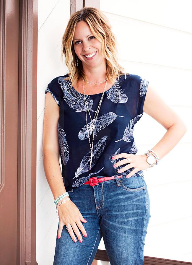 Cassiano Designs owner, Janelle Cassiano